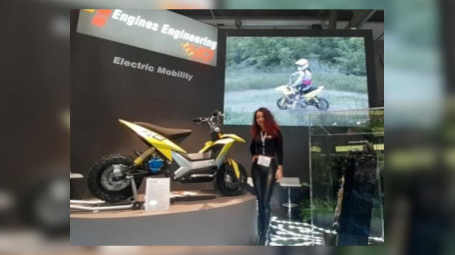Stratos Moto Eléctrica Offroad 5