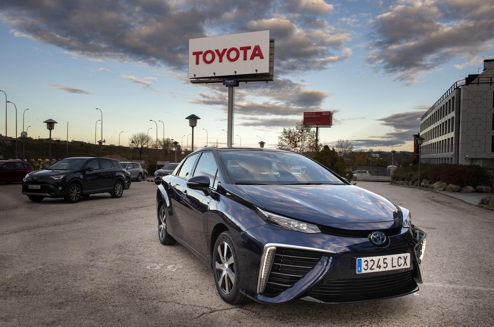 Toyota Mirai Espana (5)