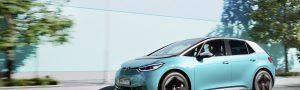 La naturaleza eléctrica del Volkswagen ID.3 marca su diseño
