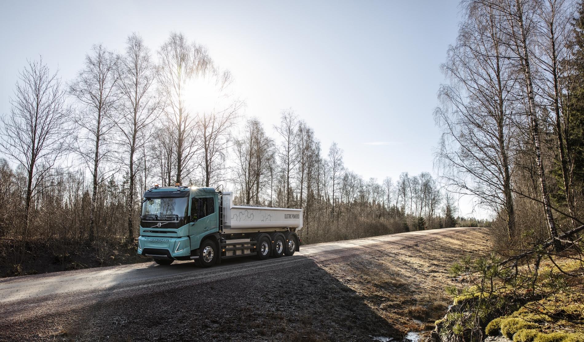 Volvo Camiones eléctricos
