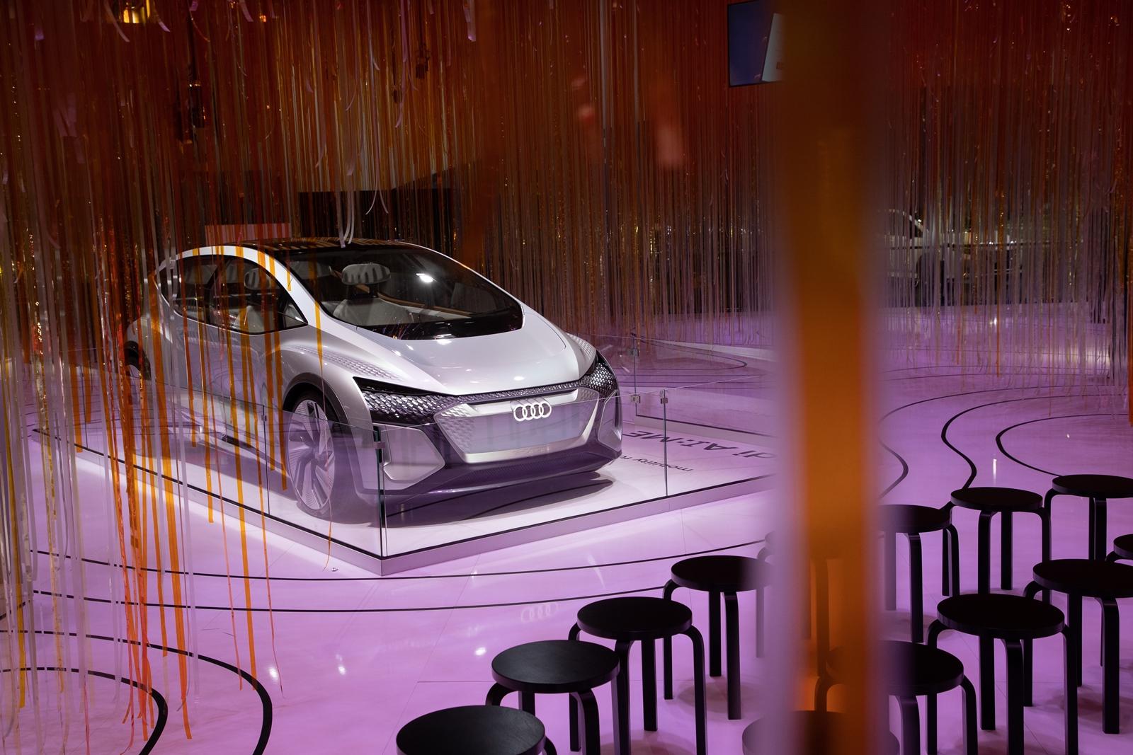 Audi At Ces Las Vegas 2020