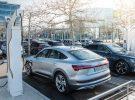 Audi instalará 4500 puntos de carga para sus empleados