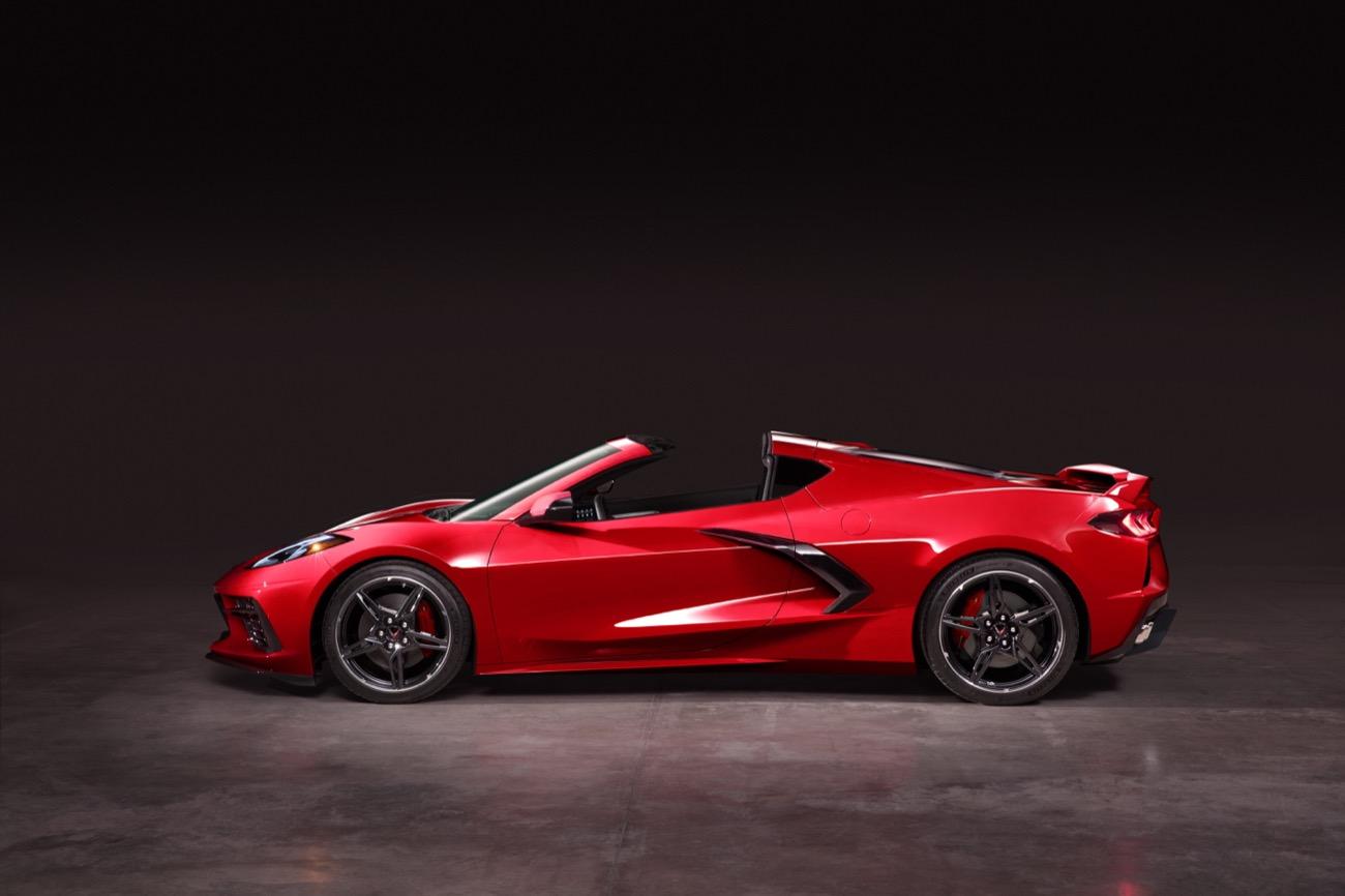 Chevrolet Corvette Stingray 2020 15