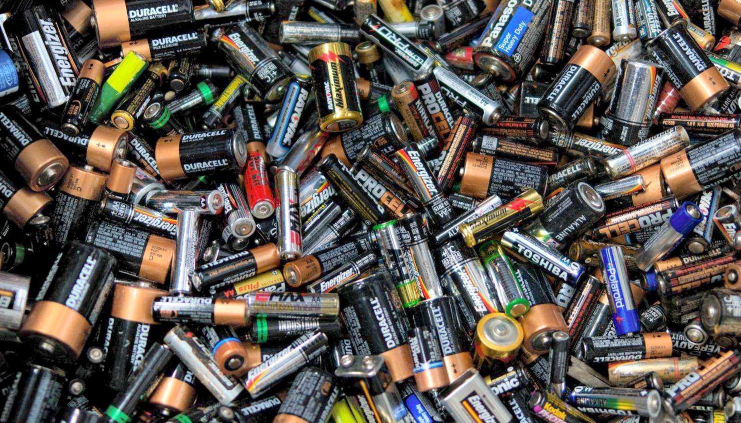 Contaminación Baterías 8