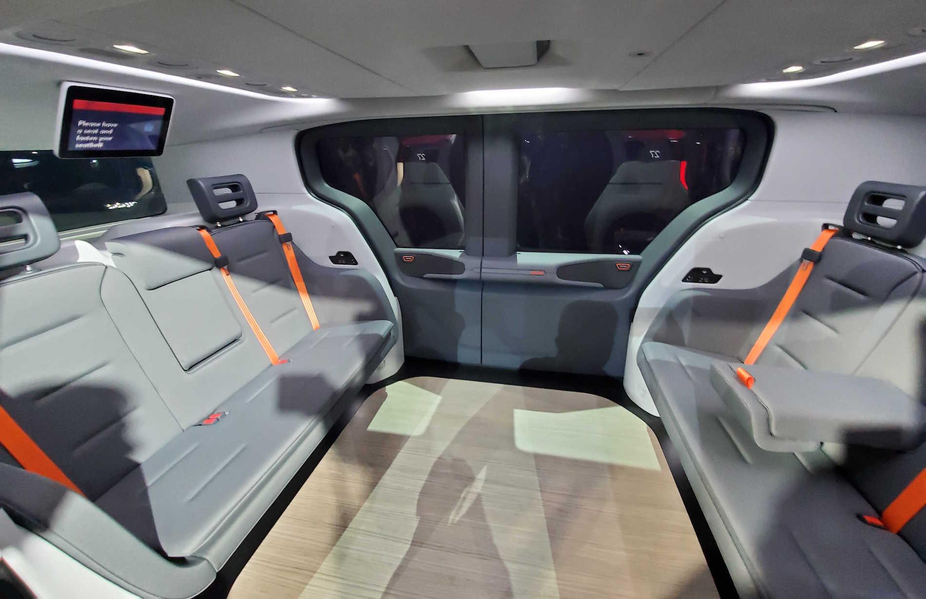 Cruise Origin Interior