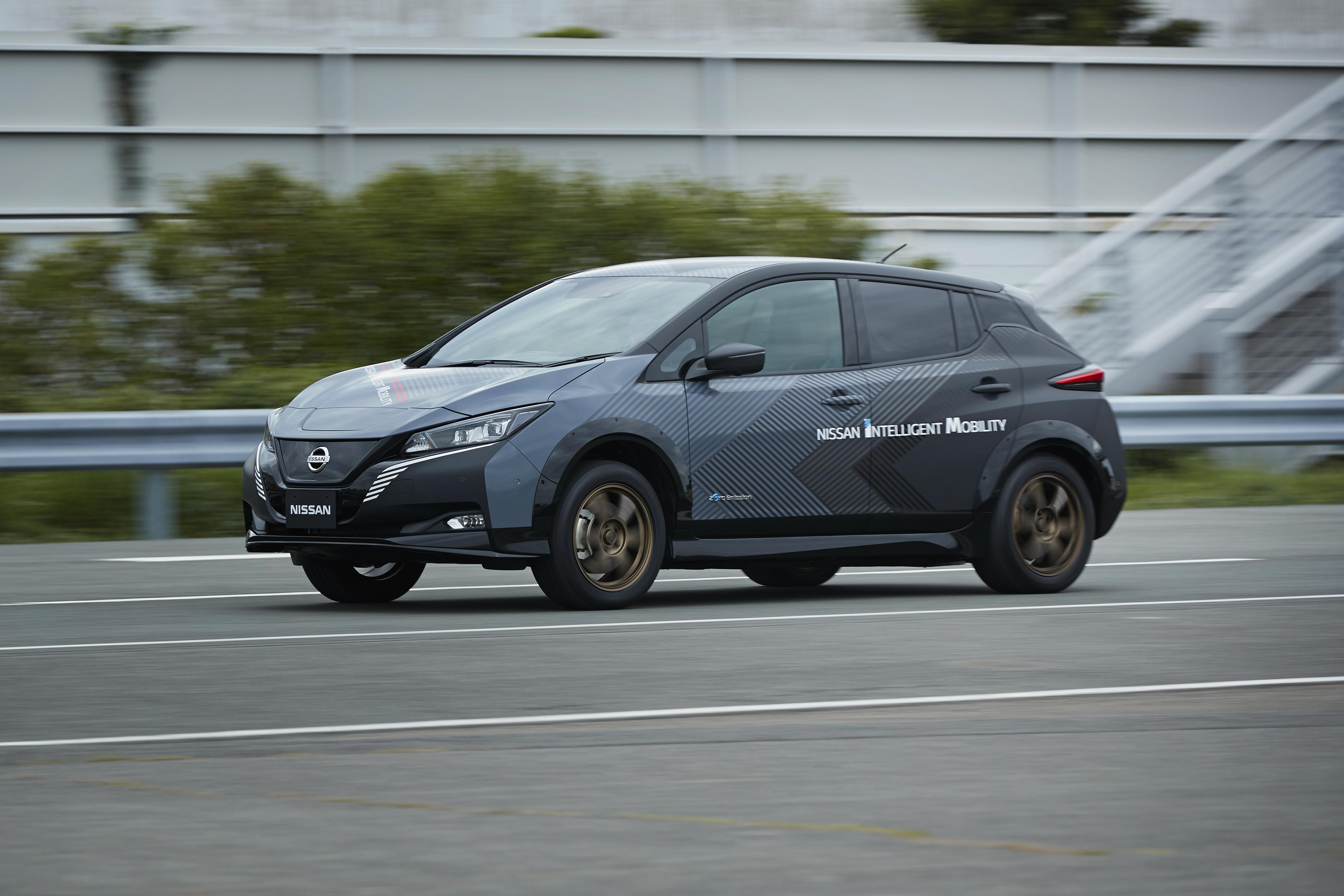 E 4orce Tecnología Nissan Eléctricos (3)
