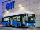 Madrid estrenará dos líneas de buses gratuitas y cero emisiones en febrero