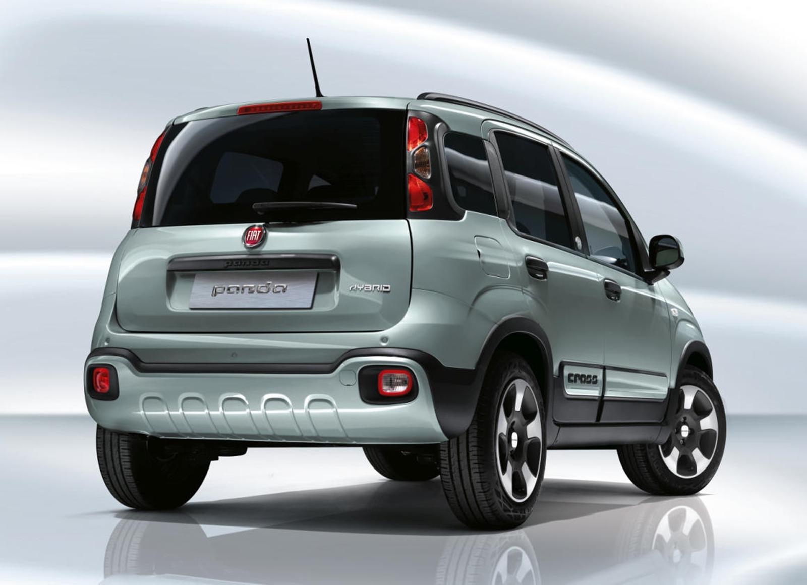 Fiat Panda Hybrid (4)