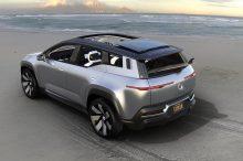 Fisker presenta oficialmente el Ocean: un SUV eléctrico con techo solar