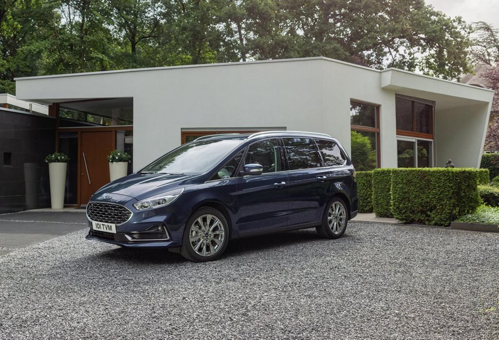 Ford Galaxy Hybrid