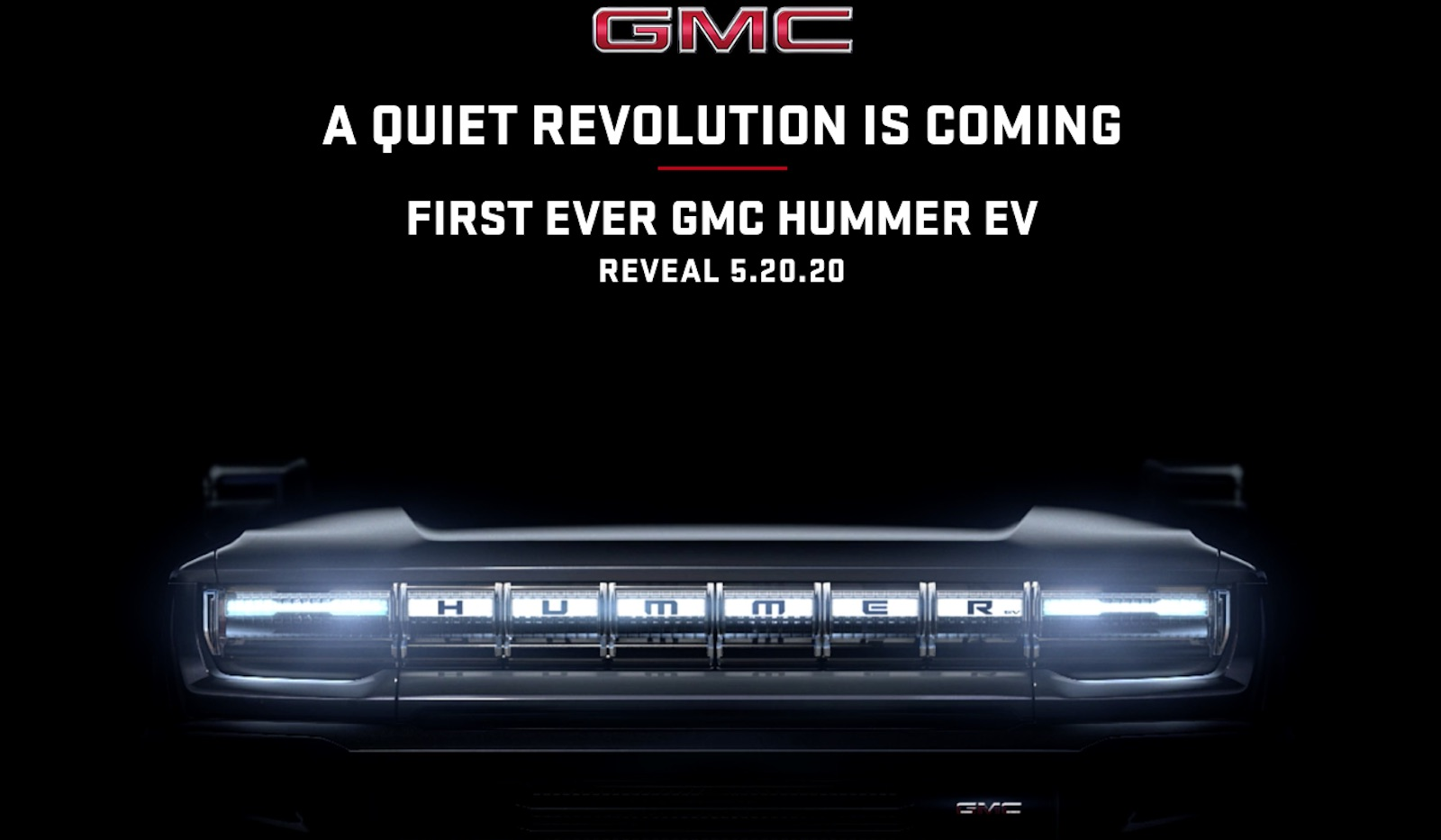 Gmc Hummer Reveal