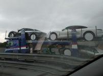 Porsche Taycan Madrid