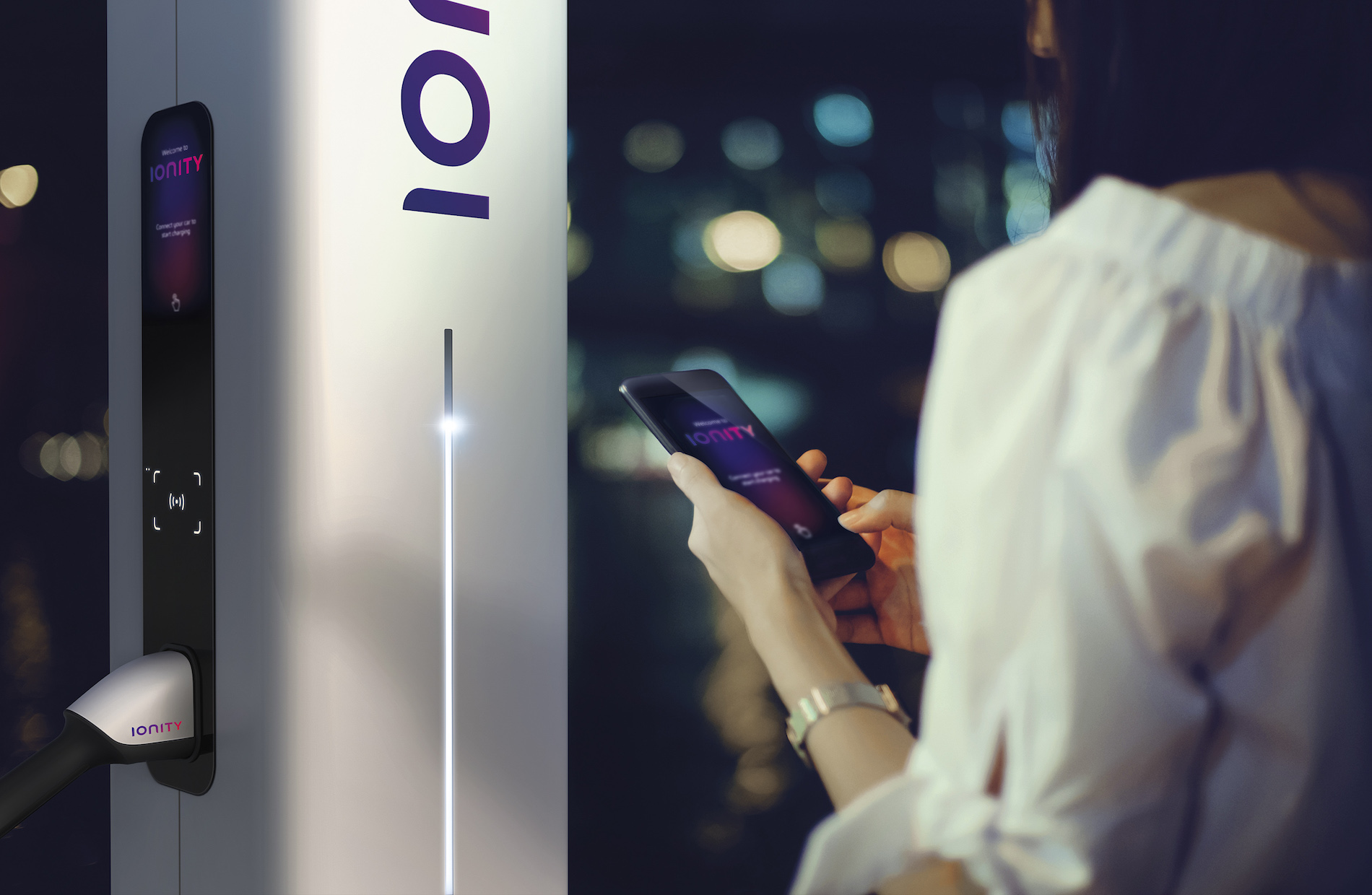 Ionity Charging