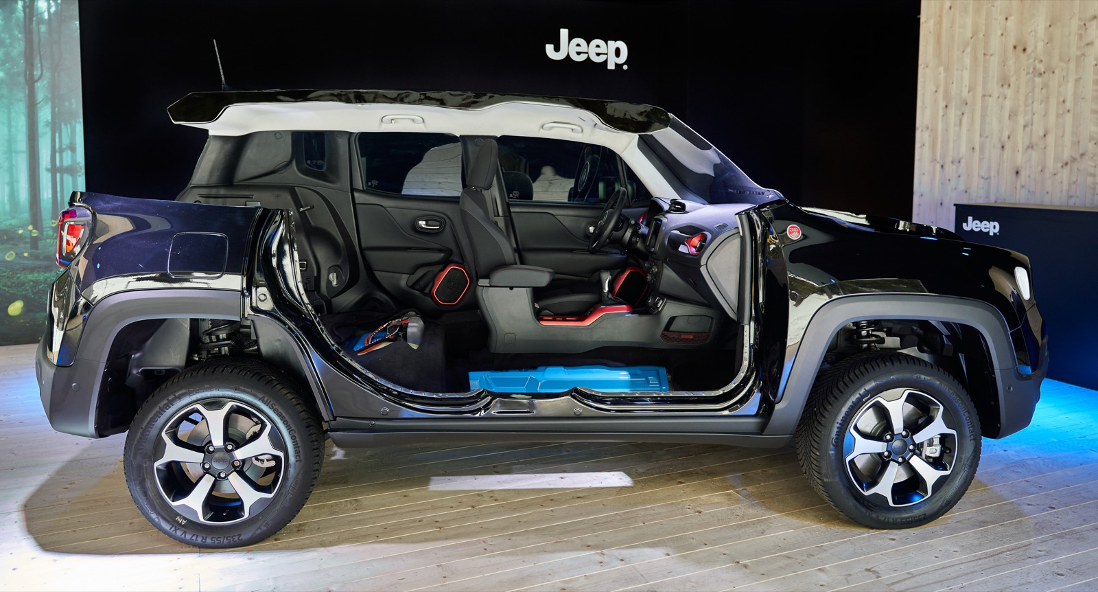 Jeep Renegade 4xe 4