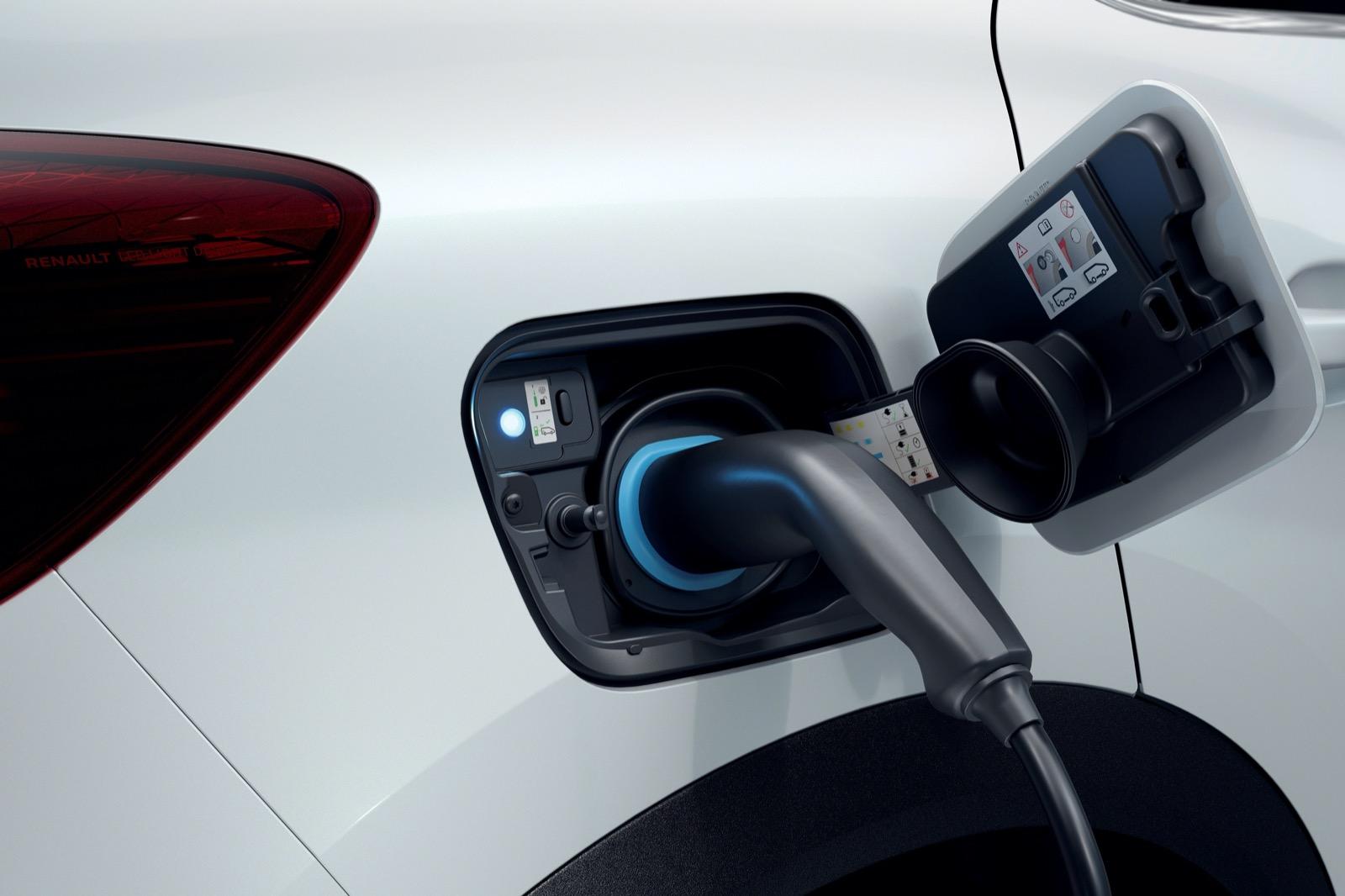 2020 Nouveau Renault Captur E Tech Plug In