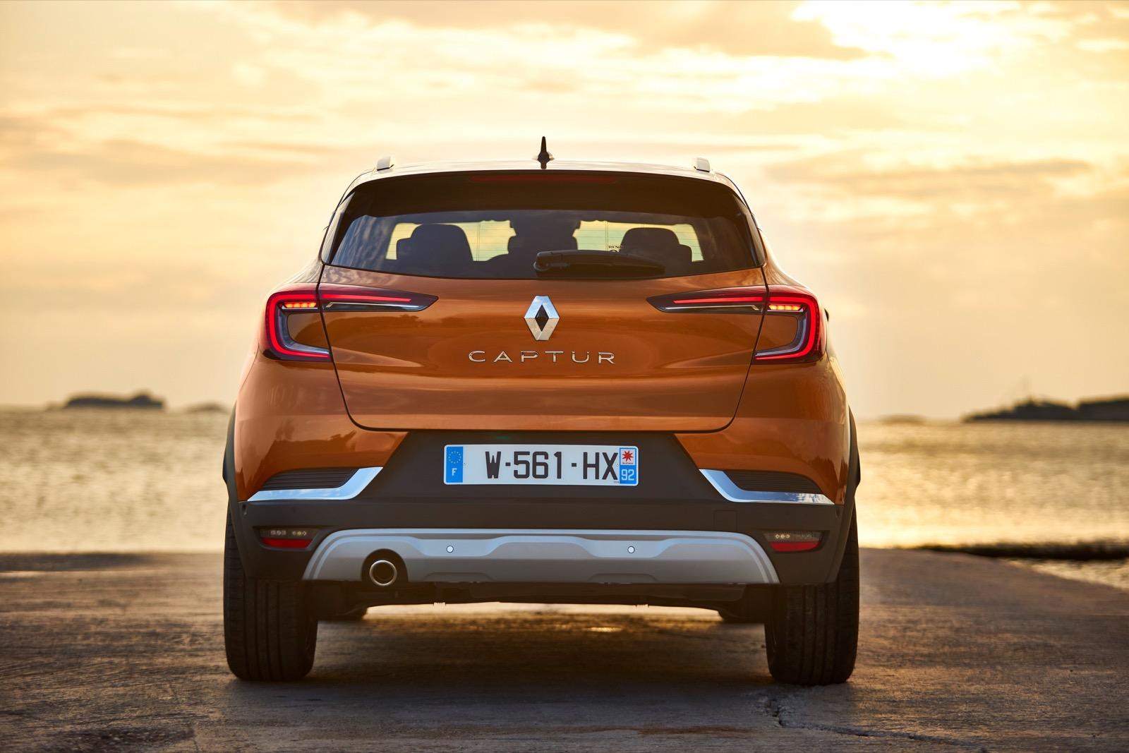 2019 Essais Presse Nouveau Renault Captur En Grèce