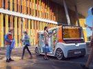 RinSpeed MetroSnap concept: un vehículo autónomo modular