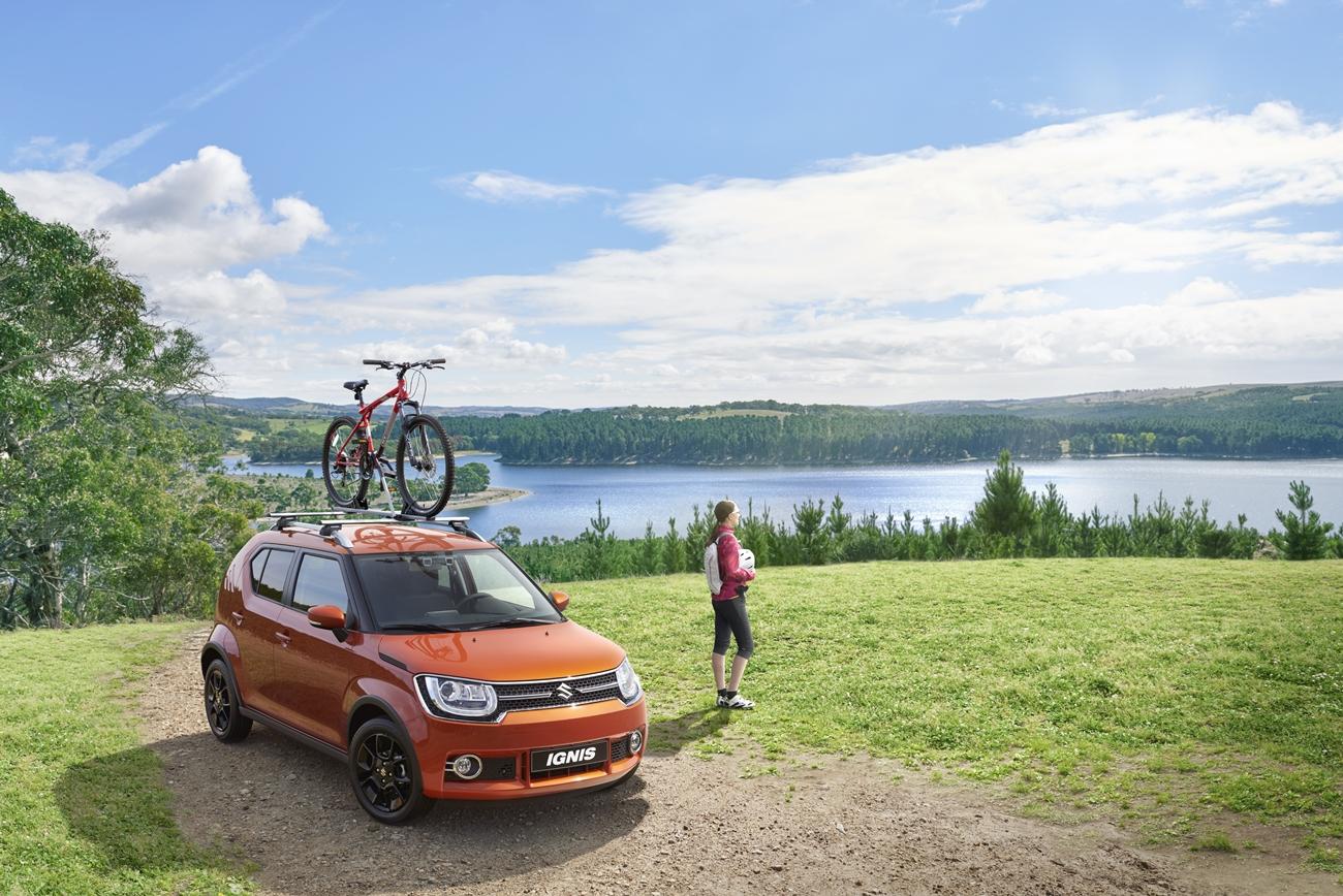 Suzuki Ignis Swift 4x4 Más Económicos Del Mercado 2020 (5)