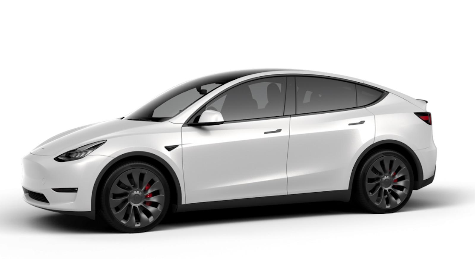 Tesla Model Y Turbine