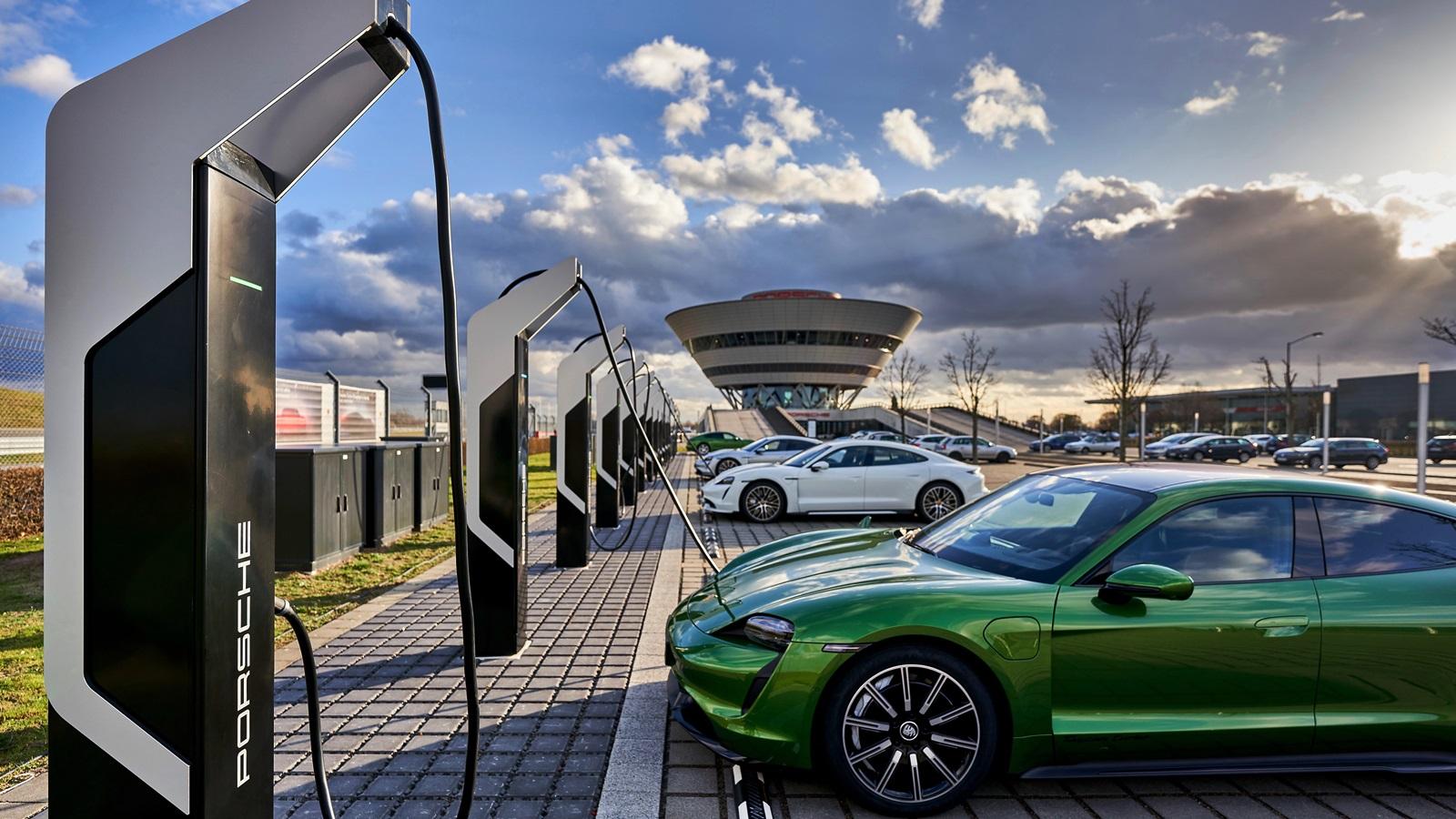 Porsche Leipzig Gmbh