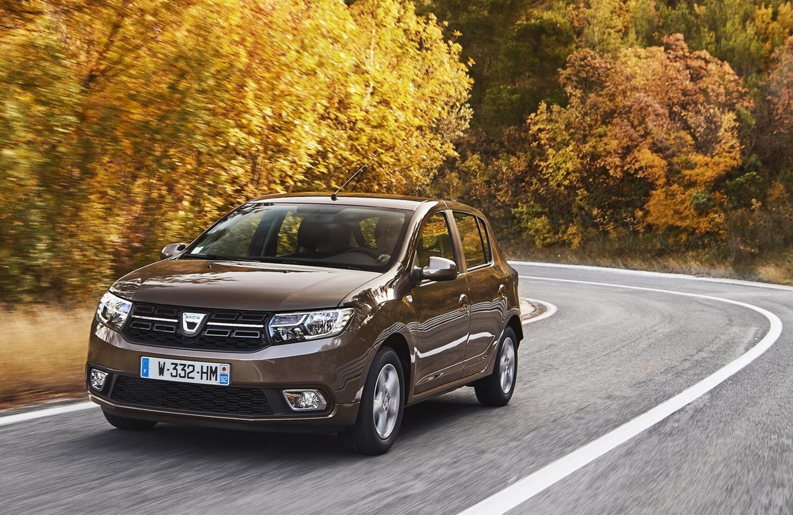 Dacia Sandero Etiqueta Eco (1)