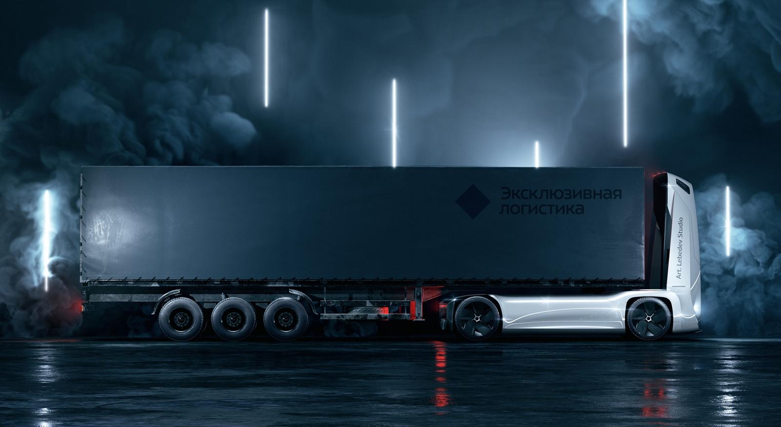 Gruzovikus Camion Autonomo (1)