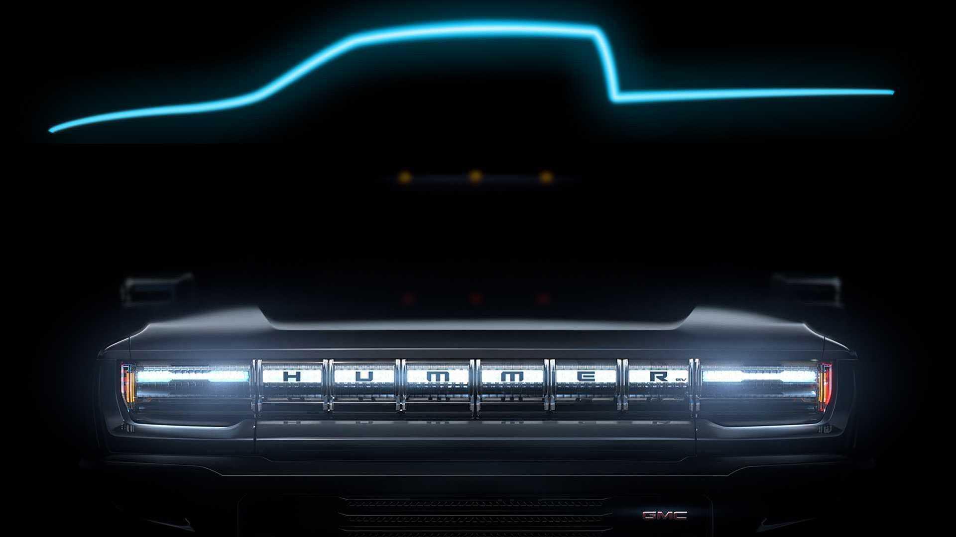 Hummer Eléctrico Pickup 3