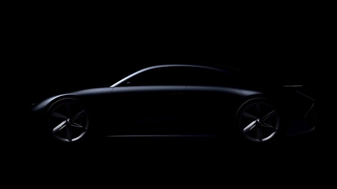 Hyundai Prophecy Eléctrico Deportivo 2020 1
