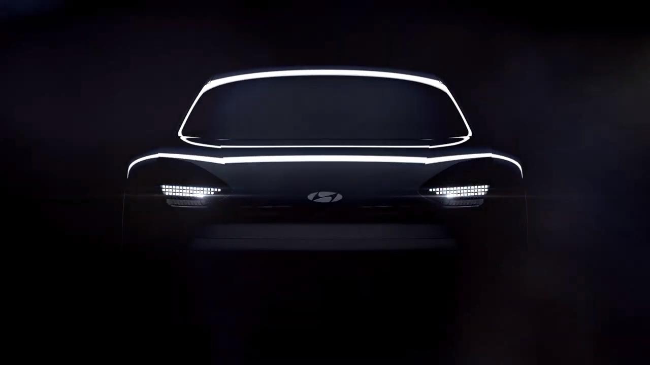 Hyundai Prophecy Eléctrico Deportivo 2020 3