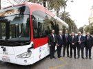 El autobús autónomo de Irizar comenzará a dar servicio en Málaga