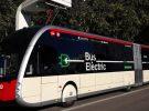 Barcelona añadirá 23 nuevos autobuses eléctricos articulados a su flota
