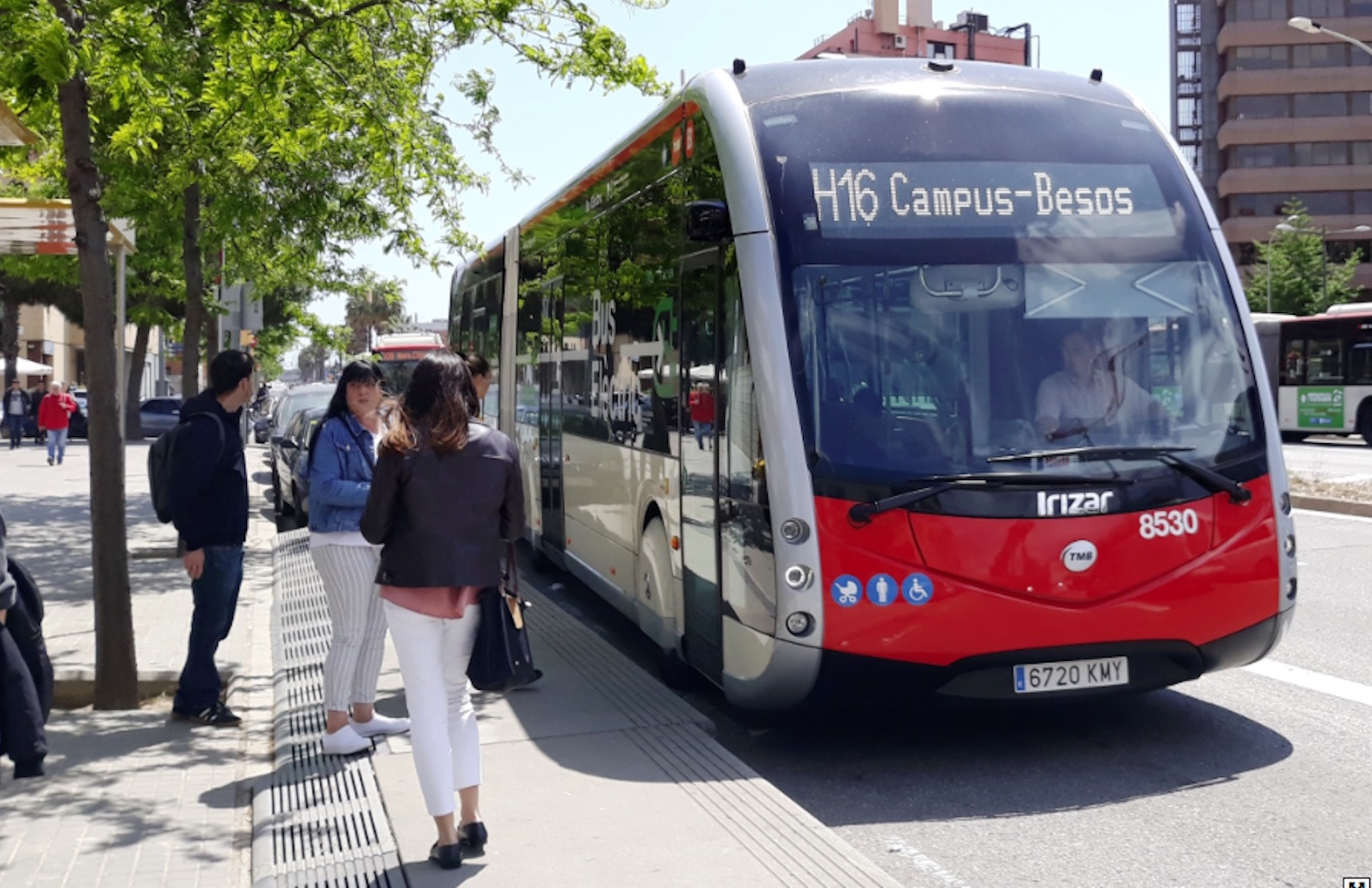 Irizar Bus 123232