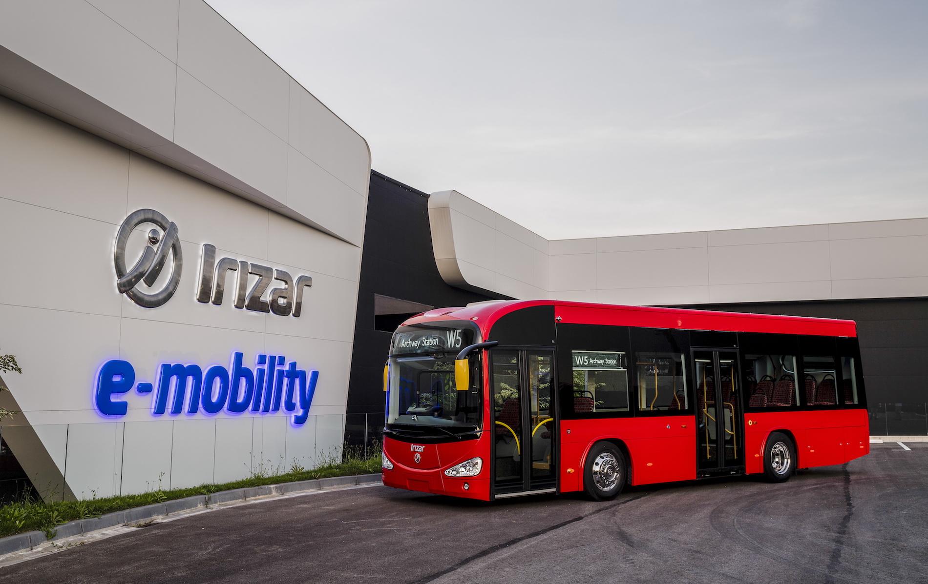 Irizar Ie Mobility