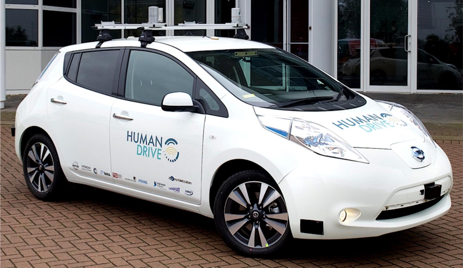 Nissan autónomo