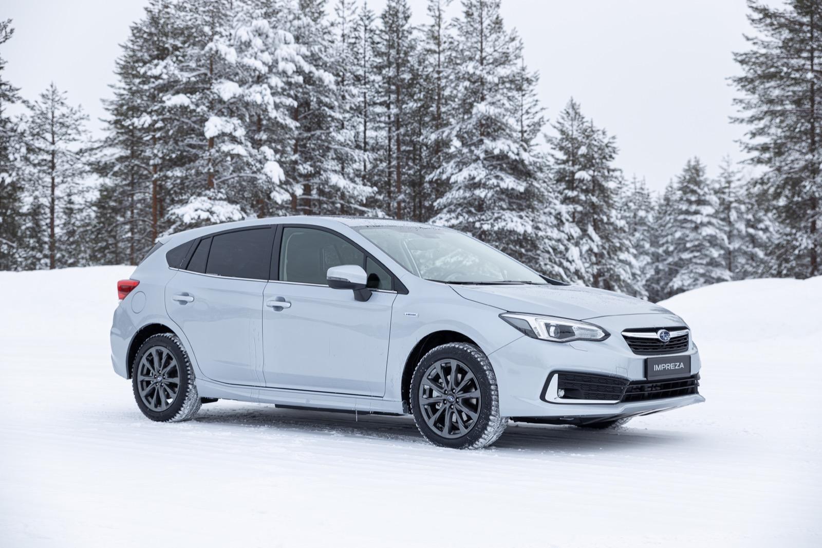 Subaru Impreza Hybrid 2