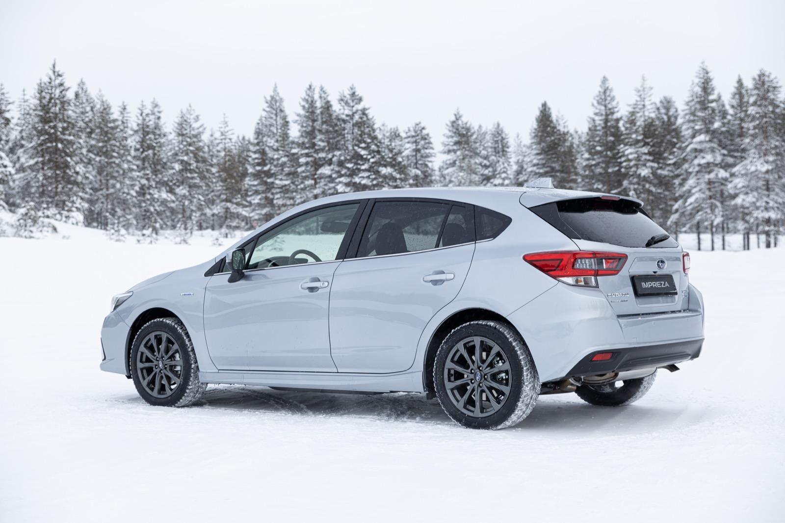 Subaru Impreza Hybrid 4