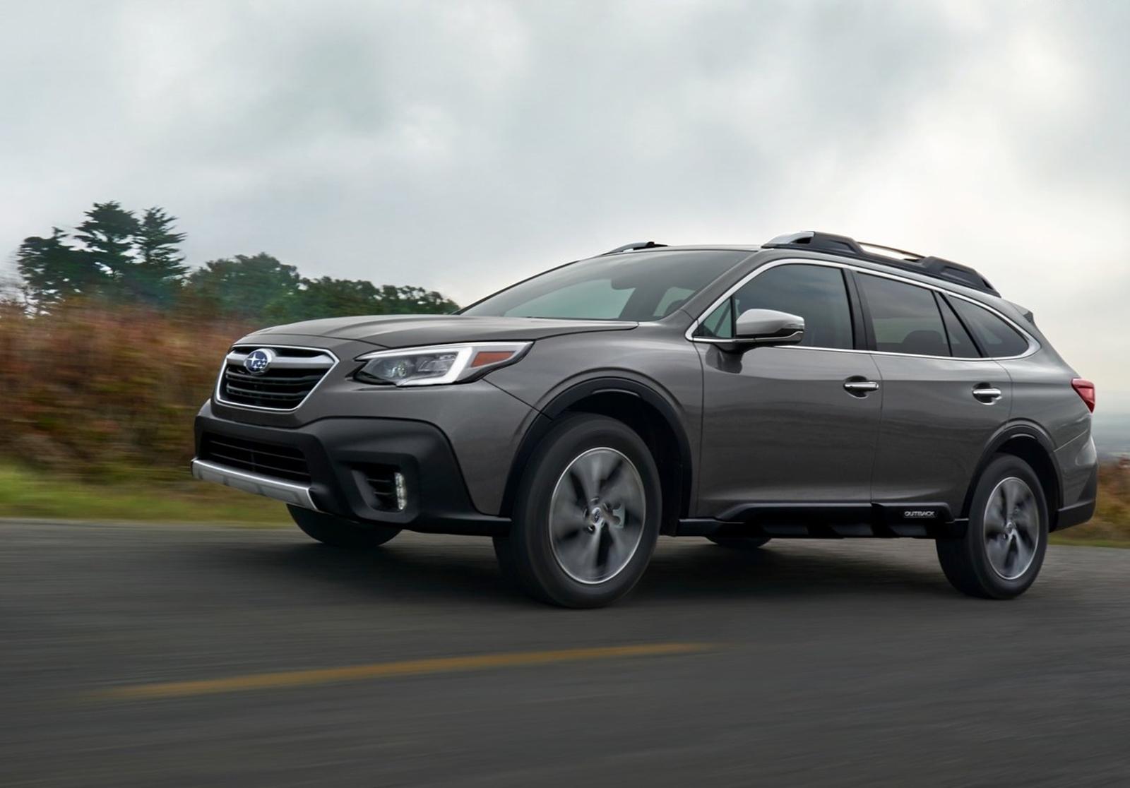 Subaru Outback 2020 1280 07