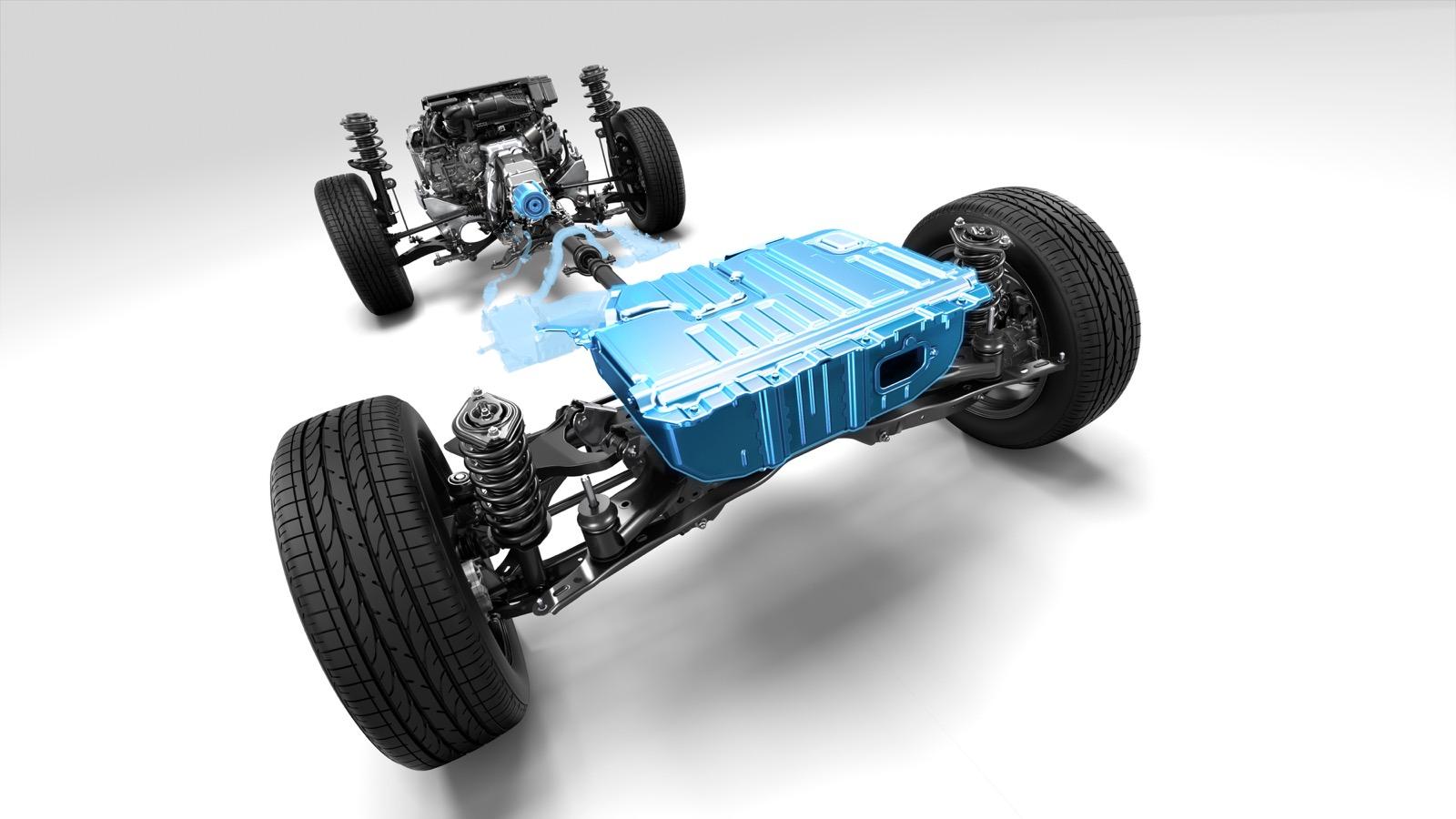 Subaru Xv Hibrido 16