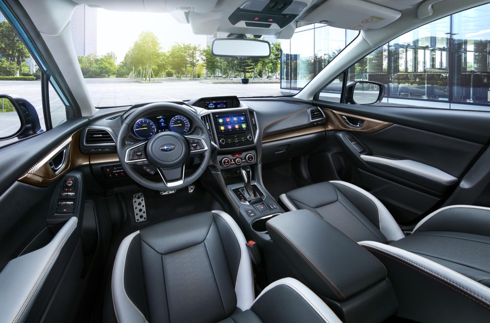 Subaru Xv Hibrido 18