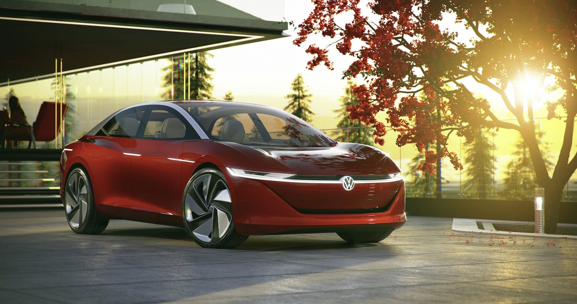 Volkswagen Concept Id Vizzion
