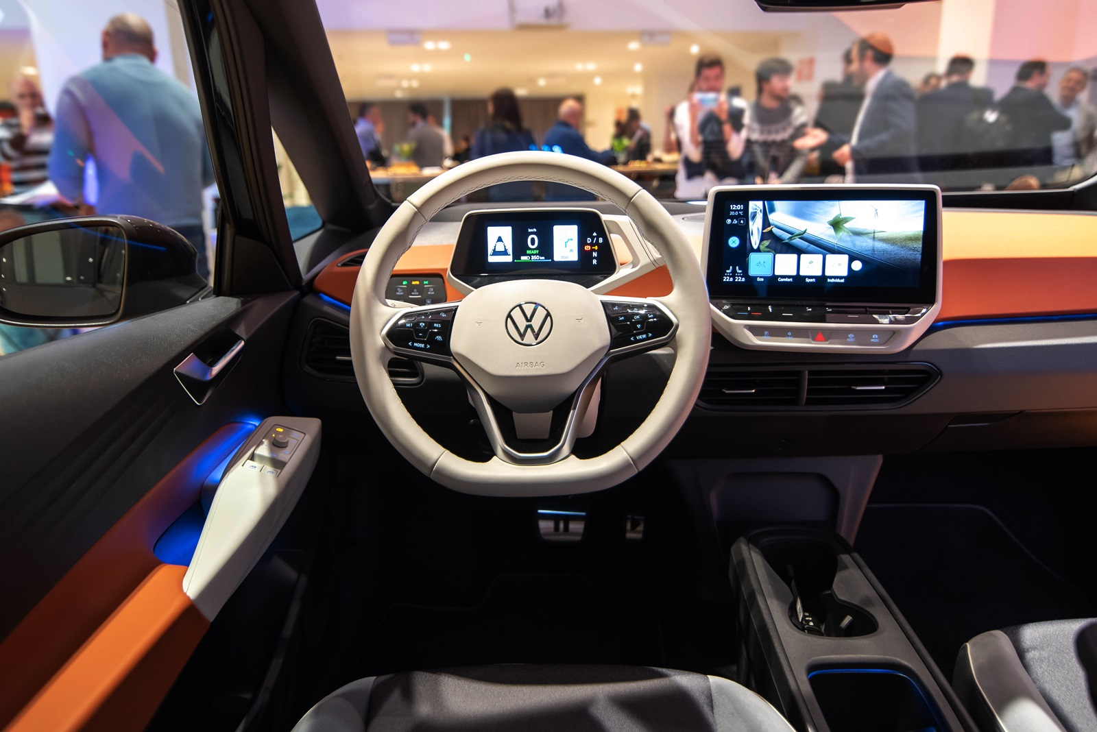 Volkswagen Id3 (8)