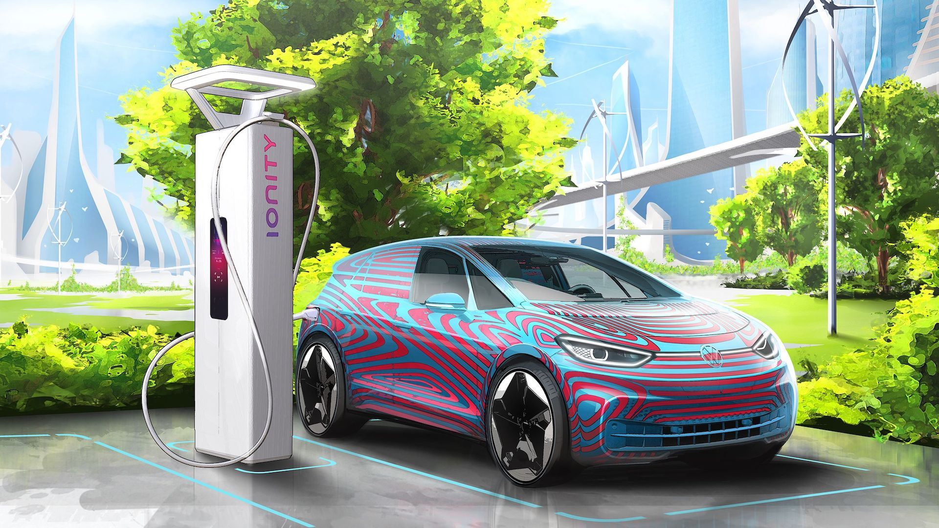 Volkswagen Ionity 1