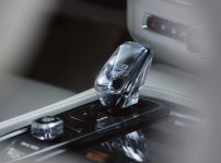The Refreshed Volvo V90/s90 Interior Detail Orrefors Gear Shift