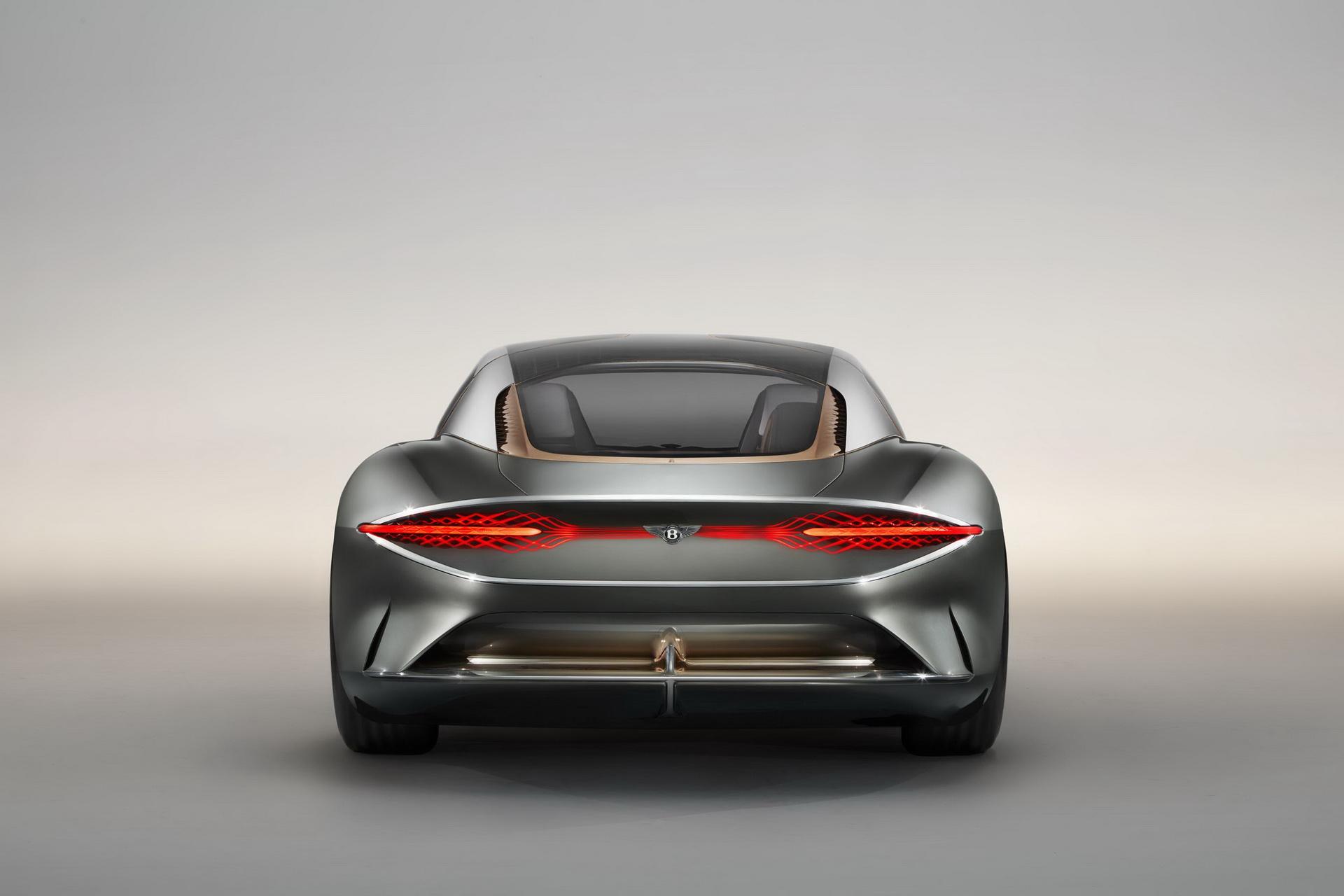 Bentley Eléctrico 2