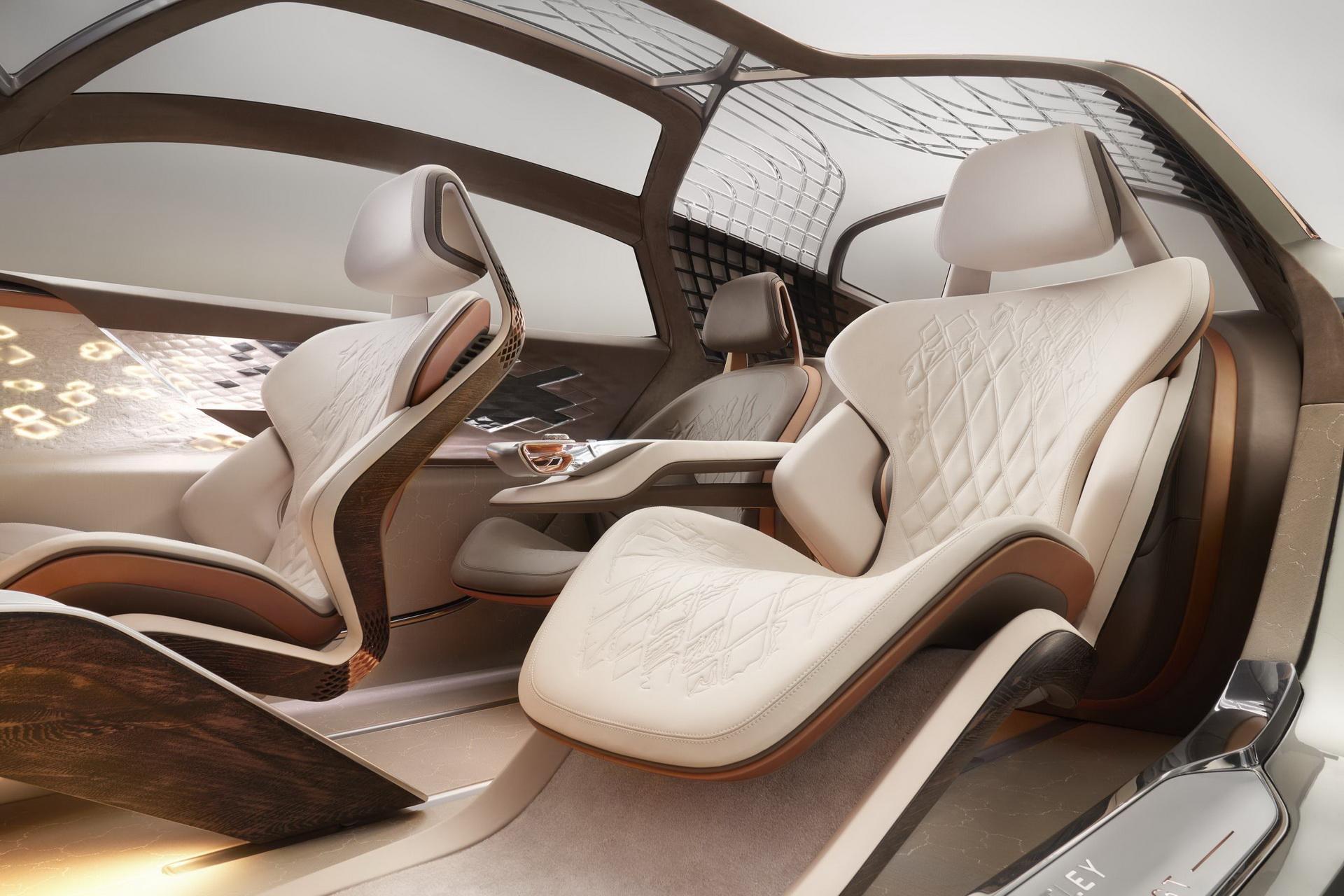 Bentley Eléctrico 6