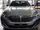 La nueva generación de la Serie 7 de BMW será también eléctrica