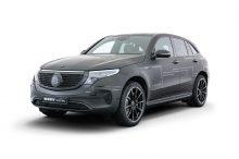 Brabus se pasa a los eléctricos: así es el Mercedes-Benz EQC más radical