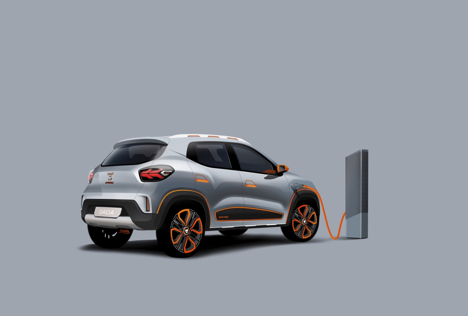 Dacia Spring Electric Concept 1