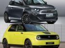 Fiat 500e vs Honda e: ¿Cuál es el mejor urbano eléctrico?