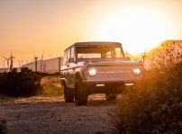 Ford Bronco Electrico 1